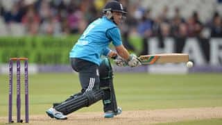 India vs England, 3rd ODI at Trent Bridge: Mohit Sharma's incredible direct hit gets Ian Bell run out
