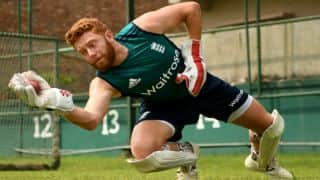 Bangladesh vs England: Jonny Bairstow elated to break Andy Flower's record