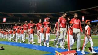 Kings XI Punjab accquire 20 sponsors and partners for IPL 2015