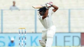 India A vs West Indies A: Wriddhiman Saha and Shivam Dube help India A gain 71-run lead on day two