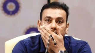 Ravi Shastri weighs in on India-Pakistan debate at ICC World Cup 2019
