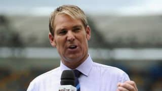 Shane Warne ridiculed after posting shirtless photo on Twitter