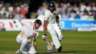 India vs England Live Cricket Score 2nd Test Day 2 at Lord's: England 219/6 at stumps