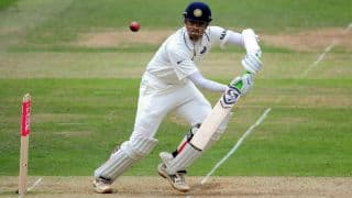 Rahul Dravid scores a century at Lord's!
