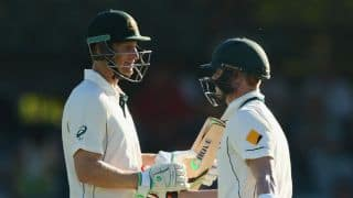 Steven Smith, Adam Voges guide Australia to 258/2 in 2nd Test, Day 4 at Perth; Lead New Zealand by 193 runs