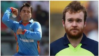 Afghanistan vs Ireland 2nd ODI: Unique bowling record created