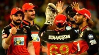 IPL 2018: प्लेऑफ की उम्मीदें कायम रखने हैदराबाद के खिलाफ उतरेगी बैंगलोर