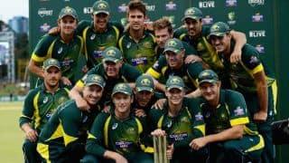 Aus vs Eng, tri-series final at Perth