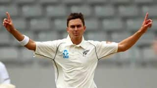 Live Scorecard New Zealand vs Sri Lanka 2014-15: First Test at Christchurch Day 3