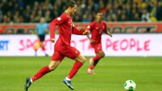 Cristiano Ronaldo leads Portugal to 5-1 win over Republic of Ireland in pre-FIFA World Cup 2014 friendly
