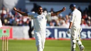Indian Test triumphs in England, Part 5: Zaheer Khan swings India to 'sweet' victory at Trent Bridge