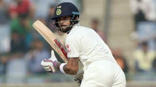 Virat Kohli dismissed for 88 in India vs South Africa 4th Test, Day 4 at Delhi