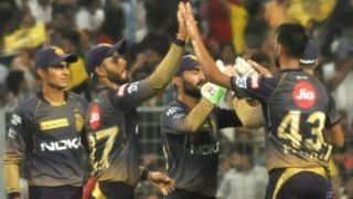 हैदराबाद के खिलाफ कोलकाता तोड़ना चाहेगी लगातार हार का सिलसिला