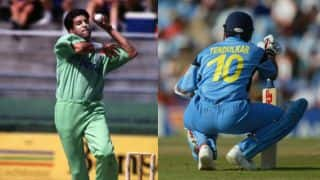 Wasim Akram's 1992 World Cup Final jumper beats Sachin Tendulkar's 2003 World Cup jersey