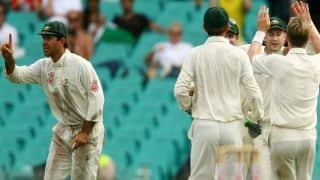 Australia, this was always looming…