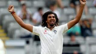 Ishant Sharma has best bowling figures by Indian pacer in Test matches in four away countries