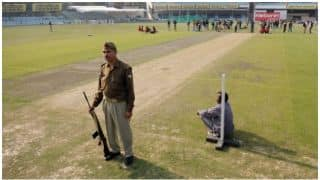 India vs New Zealand, 3rd ODI: Kanpur's Green Park pitch gets Police protection