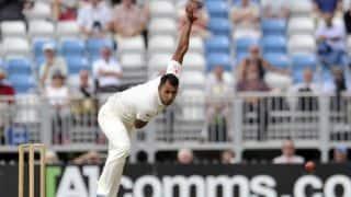 VIDEO: Stuart Binny bowling in nets ahead of India vs Sri Lanka 2015, 2nd Test at Colombo