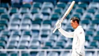 I have worked on a few technical things: Quinton de Kock