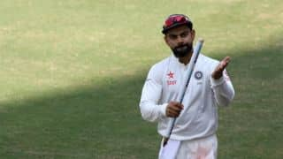 Kohli named captain of the year