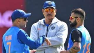 Interview Begins for Next Coach of Indian Cricket Team, CAC to announce coach after 7pm today
