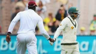 Usman Khawaja, Joe Burns score tons as Australia end at 345-3 on Day 1 of 2nd Test vs West Indies at Melbourne
