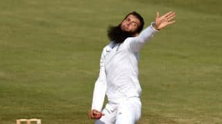 India gasping at 112 for 4 against England at Stumps on Day 4 of 3rd Test at Southampton