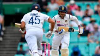 चेन्नई टेस्ट: रोहित-पुजारा टिके, दूसरे दिन भारत को 249 रनों की बढ़त