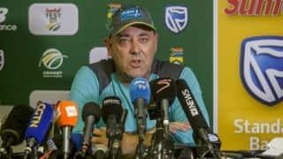 Lehmann set to resign as Australia head coach after SA tour
