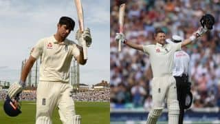Anderson pins India after Cook-Root show