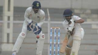 Irani Cup 2016-17, Day 2, lunch: Gujarat make early inroads; lead by 331