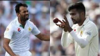 Waqar Younis: Mohammad Amir, Wahab Riaz betrayed us by retiring from Tests