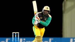 Shakib Al Hasan, Chris Gayle guide Jamaica Tallawahs to victory in CPL 2016