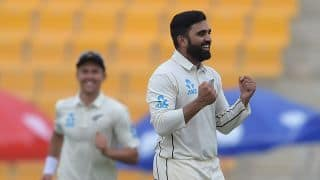Pakistan vs New Zealand: Debutant Ajaz Patel hails 'Kiwi way' after sealing epic win