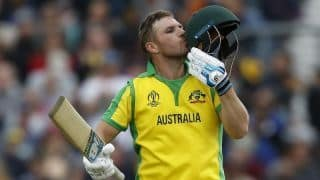 Cricket World Cup 2019: With renewed confidence, Aaron Finch underlines his batting supremacy