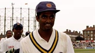 When Muttiah Muralitharan's nine-for destroyed England at The Oval
