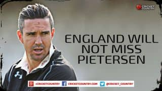 Kevin Pietersen's exclusion from England squad will not make a difference