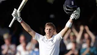 Joe Root continues to be reassuring face in England middle-order