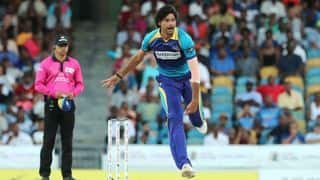 CPL 2018: Mohammad Irfan's record-breaking spell not enough as Patriots beat Tridents by six wickets