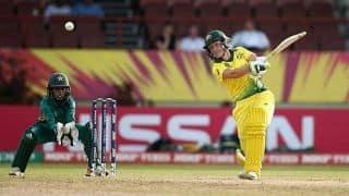 Women's World T20: Healy, bowlers shine in Australia's win over Pakistan