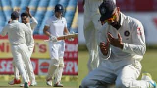 Ind vs Eng, 1st Test: Spinners rescue sloppy hosts in 1st session