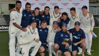 New Zealand draw 2nd Test; register series win vs England in New Zealand after 34 years