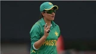Former Pakistan's Captain Sana Mir retires from international cricket
