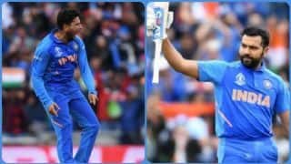 Cricket World Cup 2019, India vs Pakistan Talking Points: Rohit's daddy hundred, Kuldeep's web of spin and more