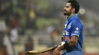India vs Pakistan, ICC T20 World Cup 2016: Virat Kohli scores 14th T20I half-century