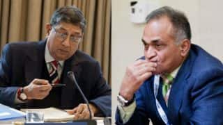 SC issues notice to Srinivasan, Shah over BCCI SGM participation