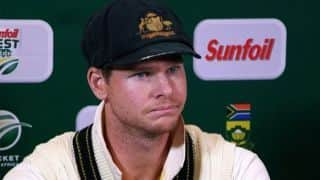 Steve Smith set to face media for the first time since tearful apology in March