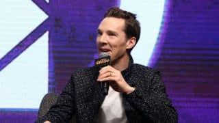 Sachin Tendulkar will fit in Dr Strange's role: Benedict Cumberbatch