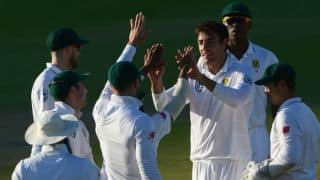 South Africa thrash Bangladesh by an innings and 254 runs; win series 2-0