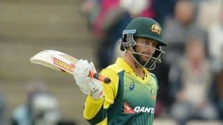 JLT One-Day Cup : Wicketkeeper Matthew Wade scores 117 as Tasmania beat Victoria by 65 runs